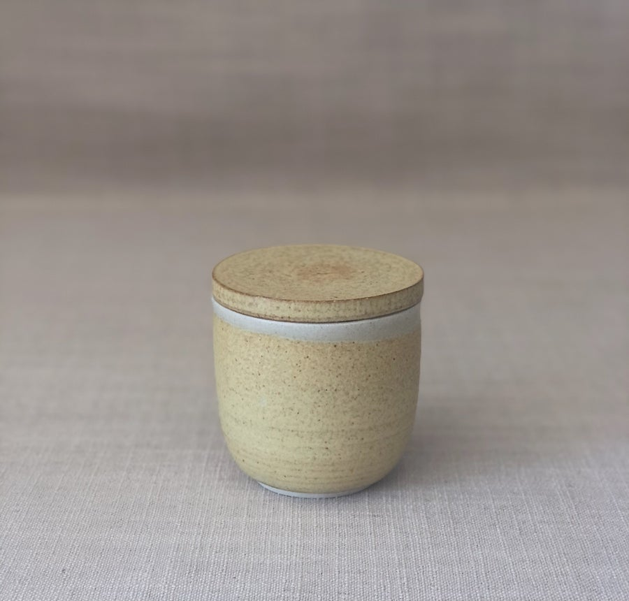 Image of EARTHY YELLOW BUTTER BELL