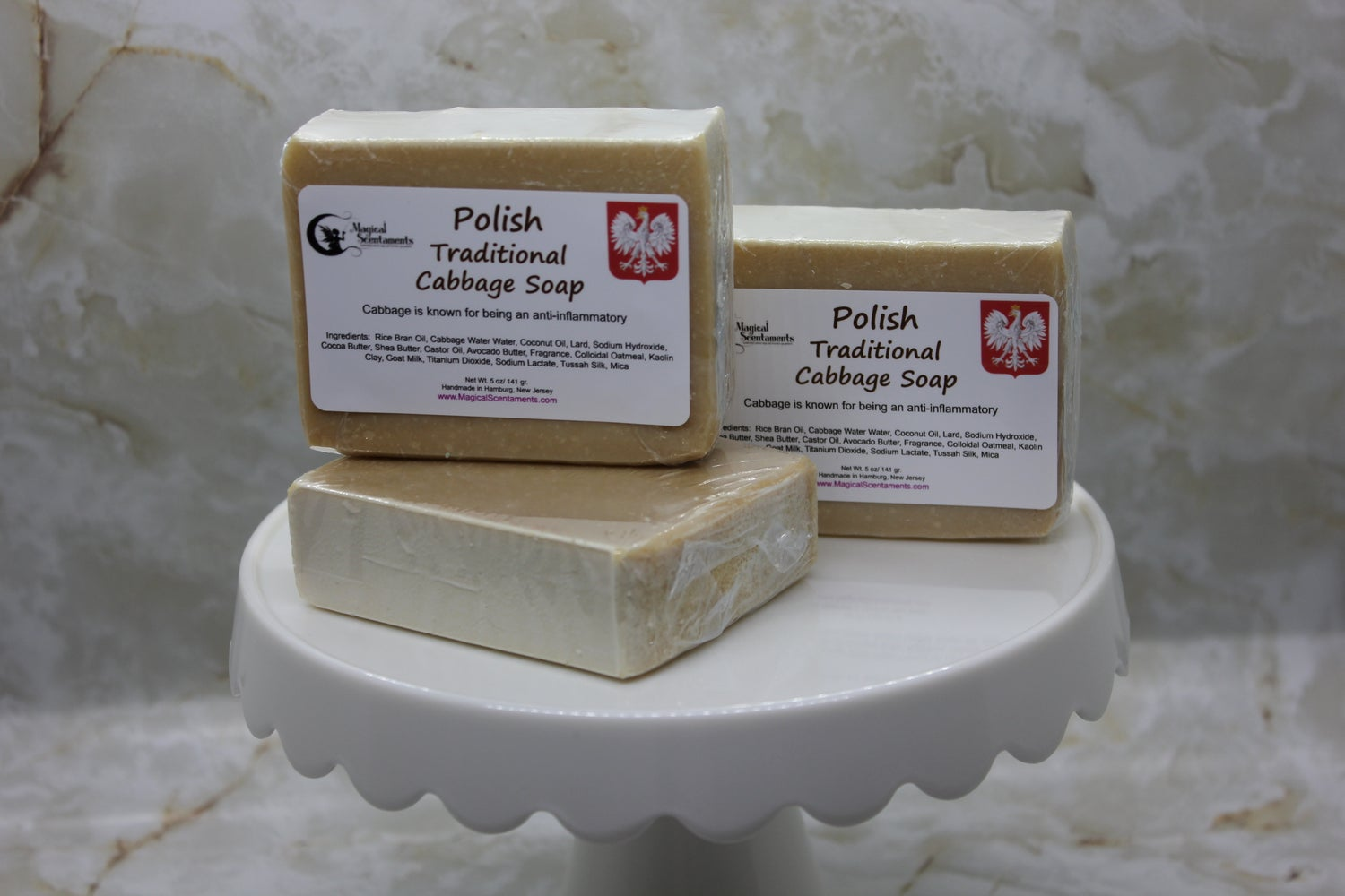 Image of Polish Cabbage Soap - International Line