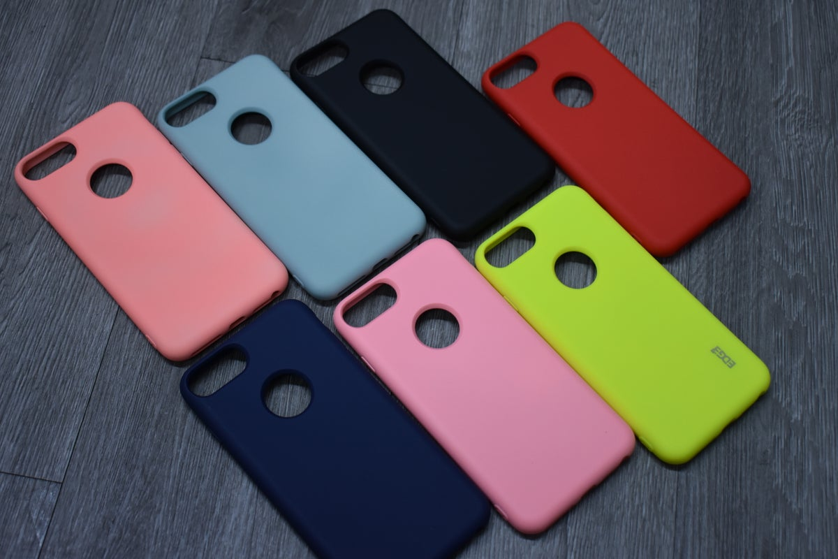 Image of Silicone Cases 7+/8+