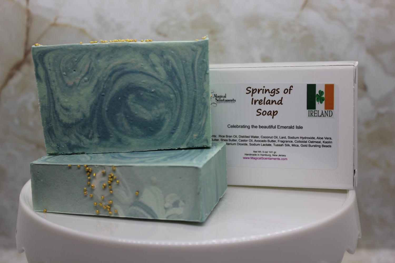 Image of Springs of Ireland Soap - International Line