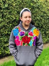 New! Embroidered Hoodie