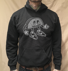 Image of TACO DUDE HOODIE (FREE-SHIPPING ON THIS ITEM ONLY)