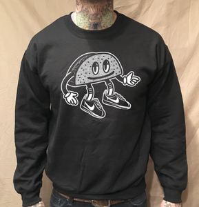 Image of TACO DUDE CREWNECK SWEATER