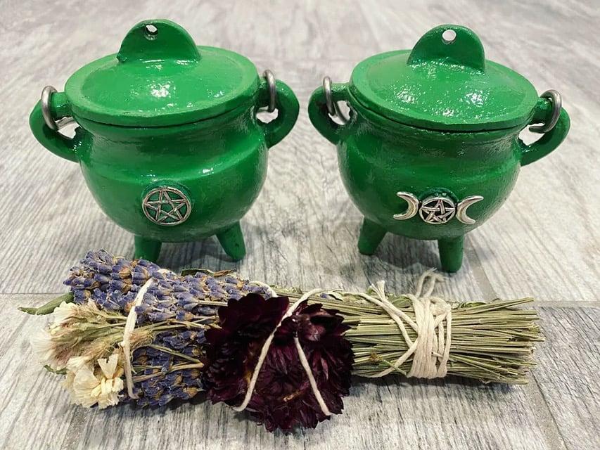 Green Cauldron