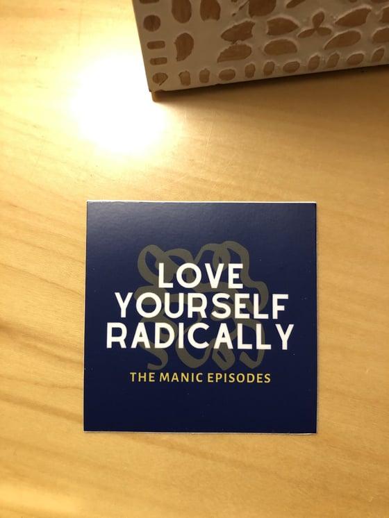 Image of Love Yourself Radically sticker