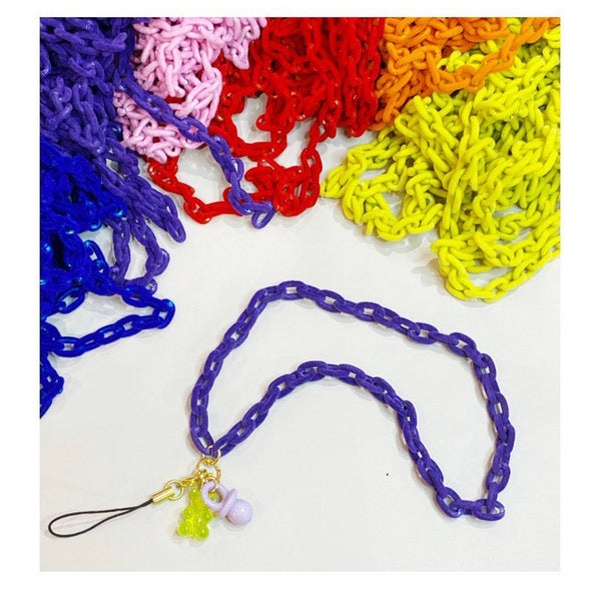 Image of Phone Beads Chain
