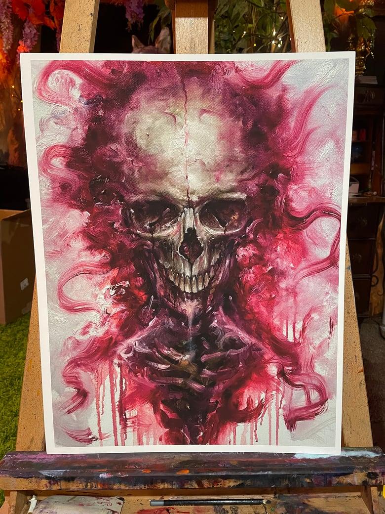 Image of Blood Magic  ( Print )