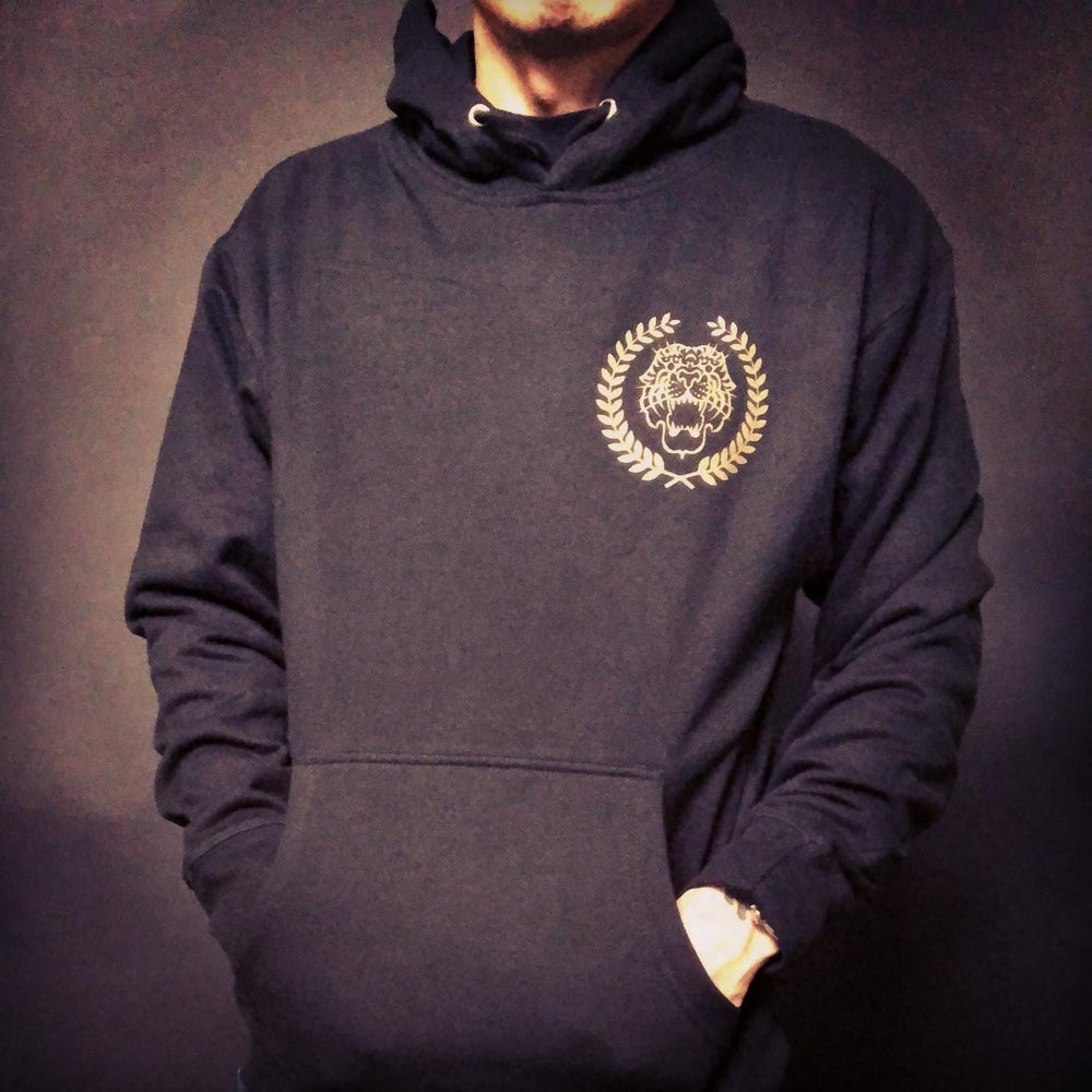 Image of TATTOO CLUB PULL OVER HOODIE