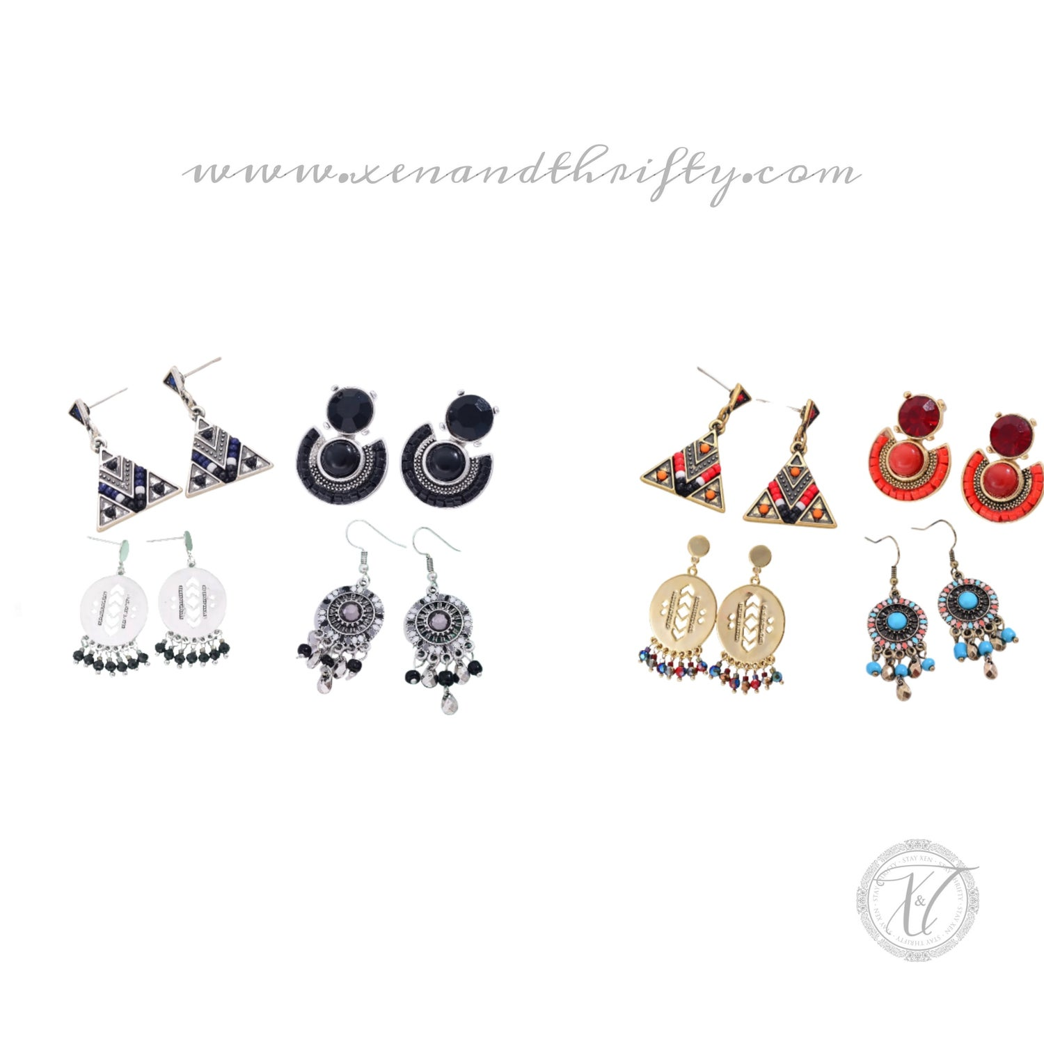 Image of Zuri Earring Set