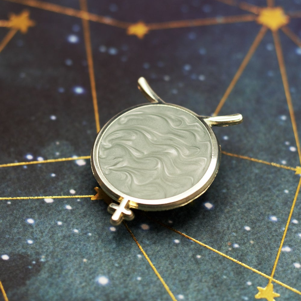 Image of Mercury Pin
