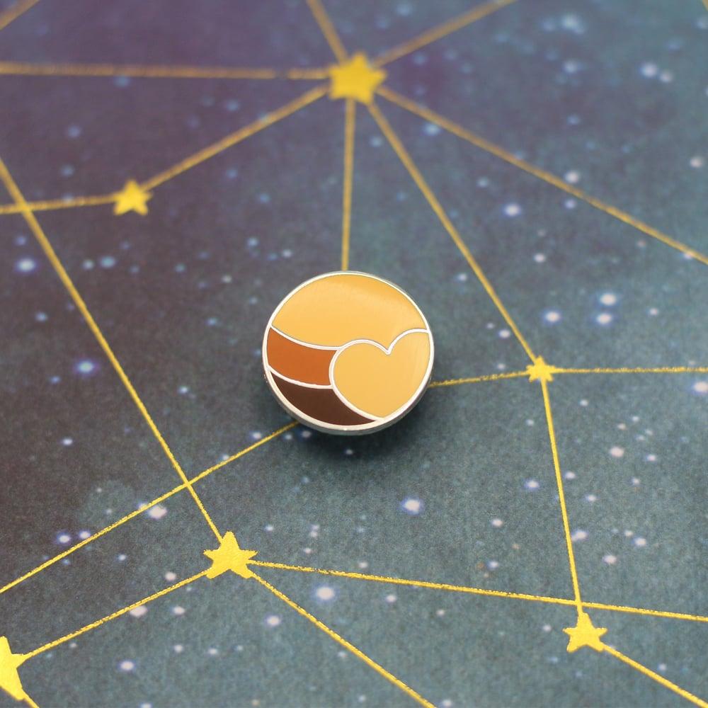 Image of Pluto Mini Pin