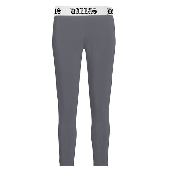 Image of DALLAS GRAY LEGGINGS