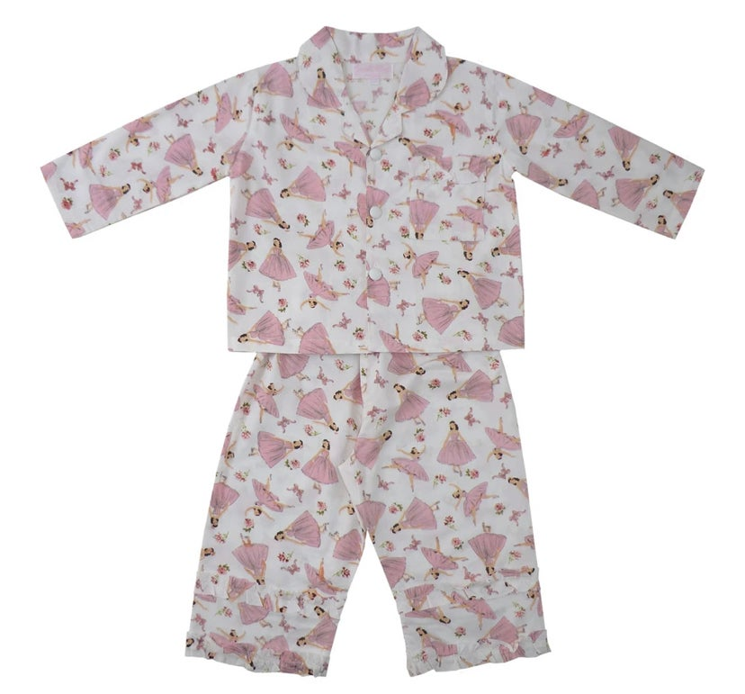 Image of Sophia Traditional Pyjamas