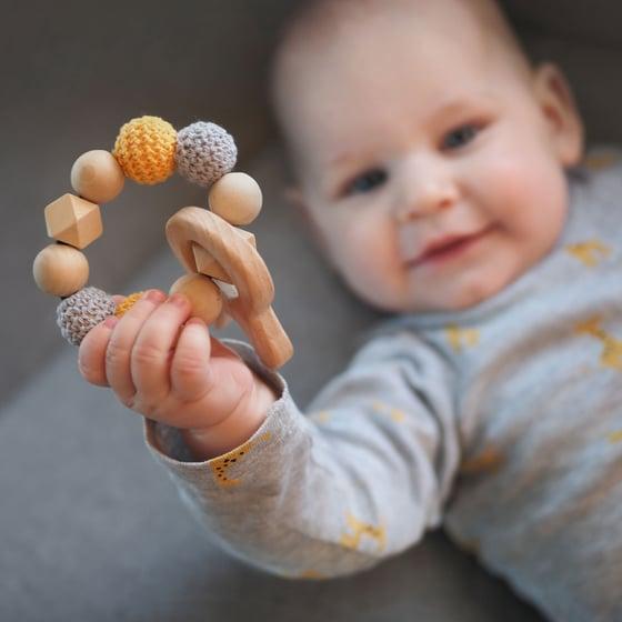 Image of Biteleker til baby