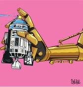 Image of r2 c3 be dope