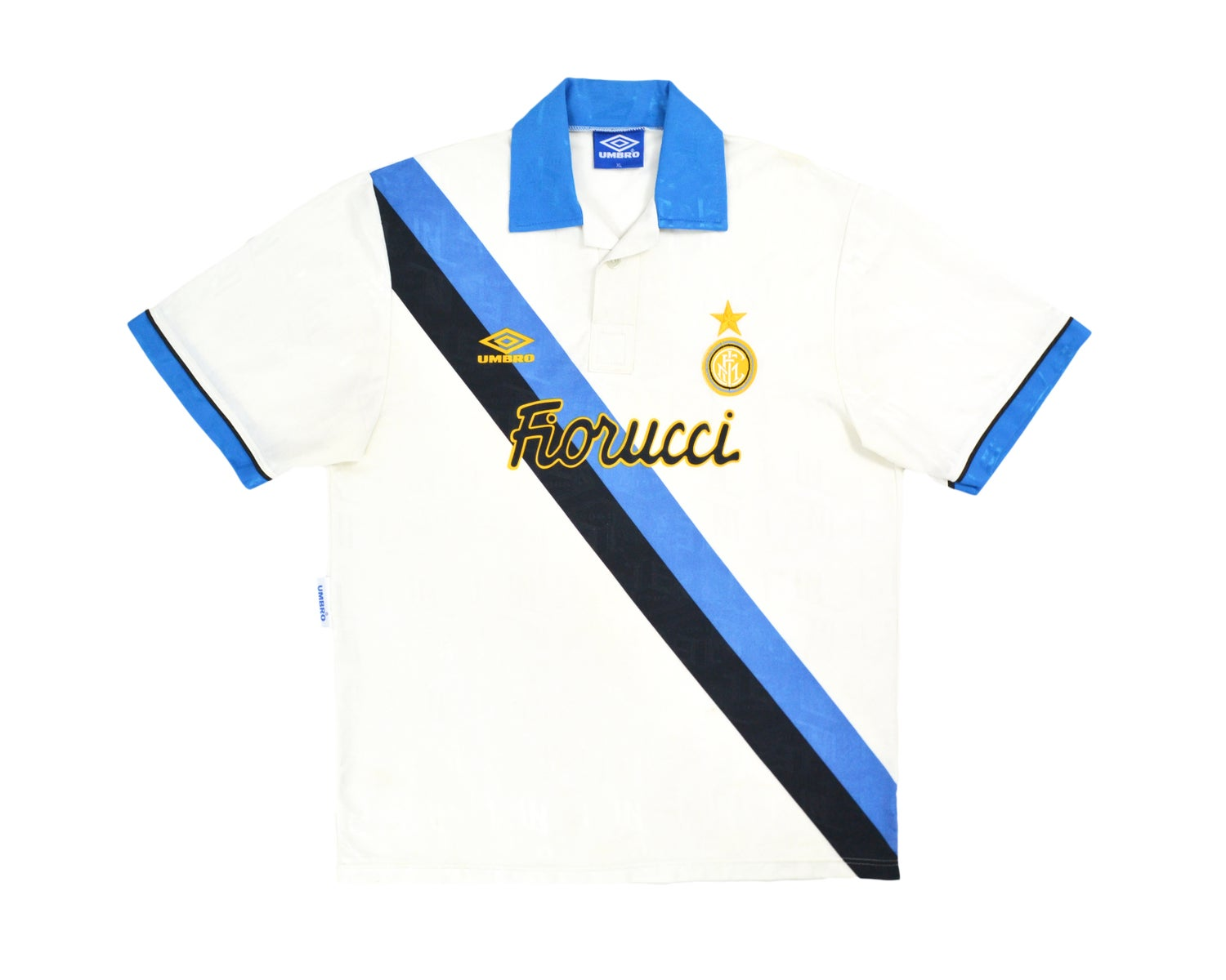 Image of 1993-94 Umbro Inter Milan Away Shirt XL