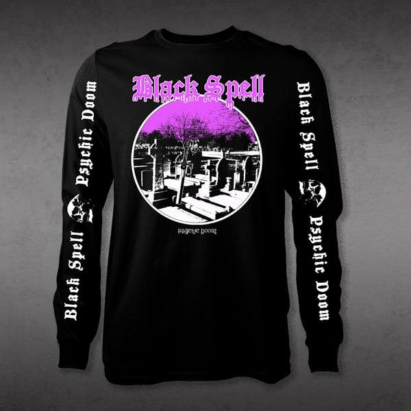 Image of Black Spell - Psychic Doom Longsleeve