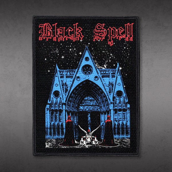 Image of Black Spell Patch