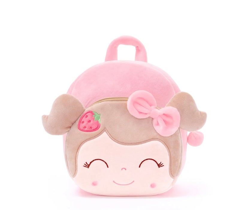 """Image of **NEW** (PERSONALISABLE) """"LITTLE MISS STRAWBERRY"""" Backpack"""