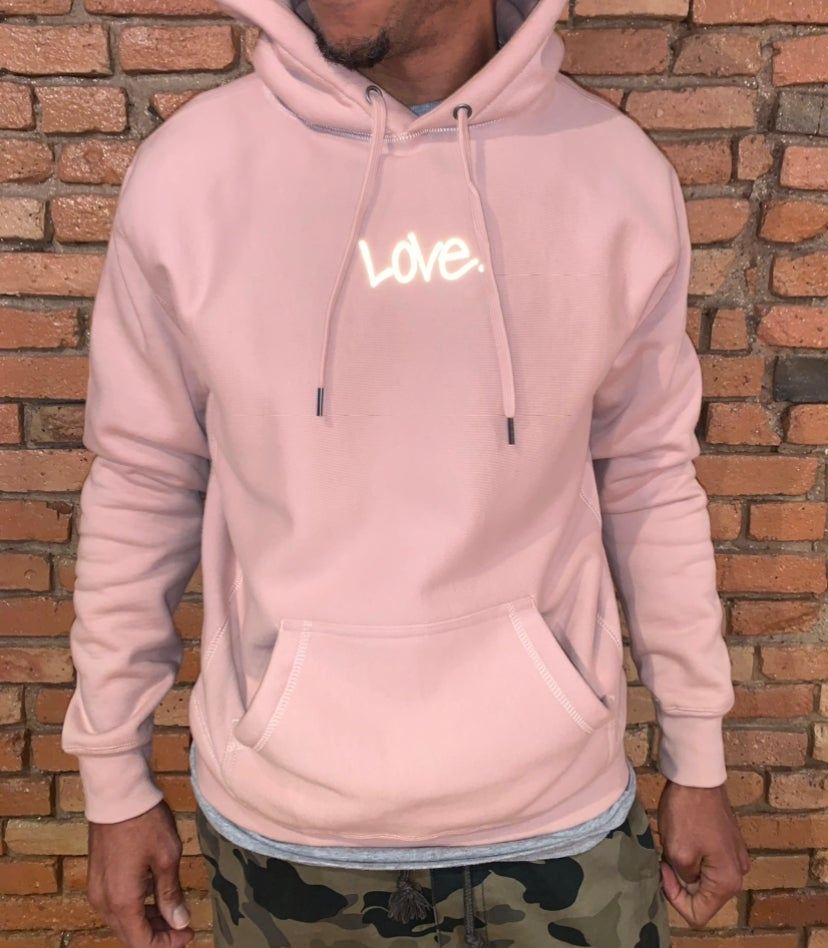 "Image of PREMIUM Champagne x Reflective Grey ""Love...period!"""