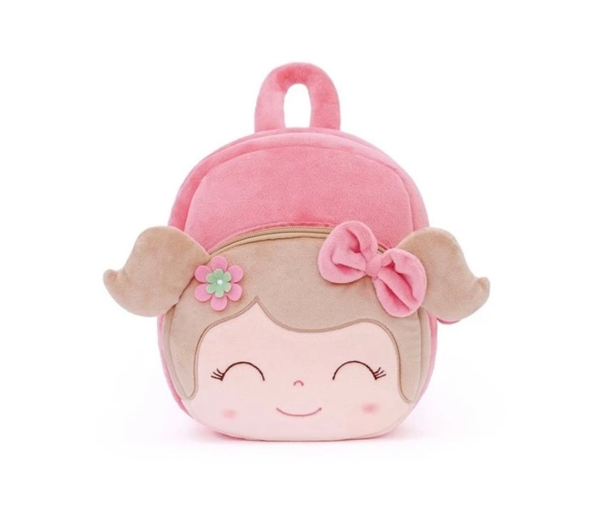 "Image of (PERSONALISABLE) ""LITTLE MISS POSIE"" Flower Backpack"