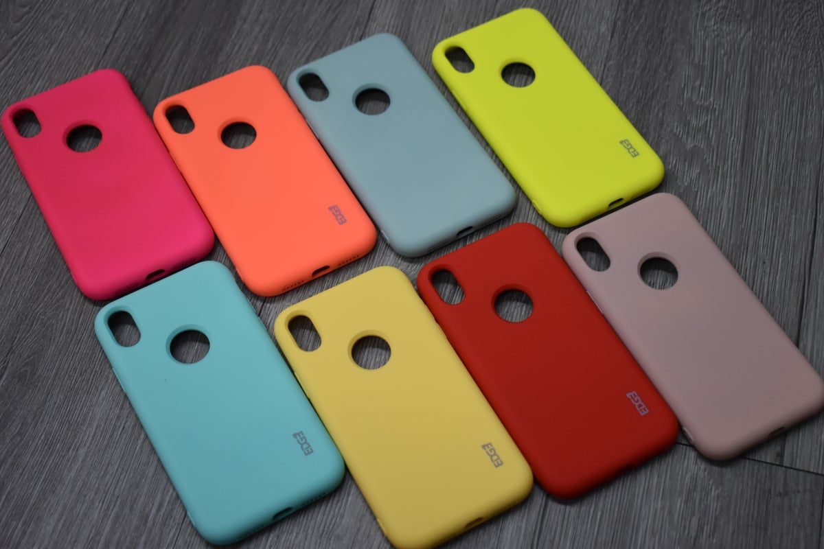 Image of Silicone Cases iPhone XR (6.1)