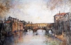 Image of Ponte Vecchio, Florence, Italy
