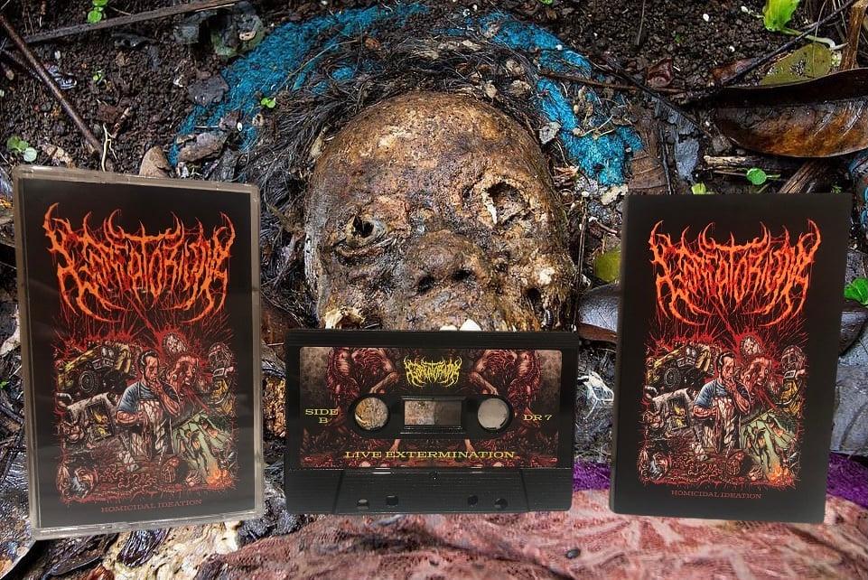 Image of Goreatorium - Live Extermination