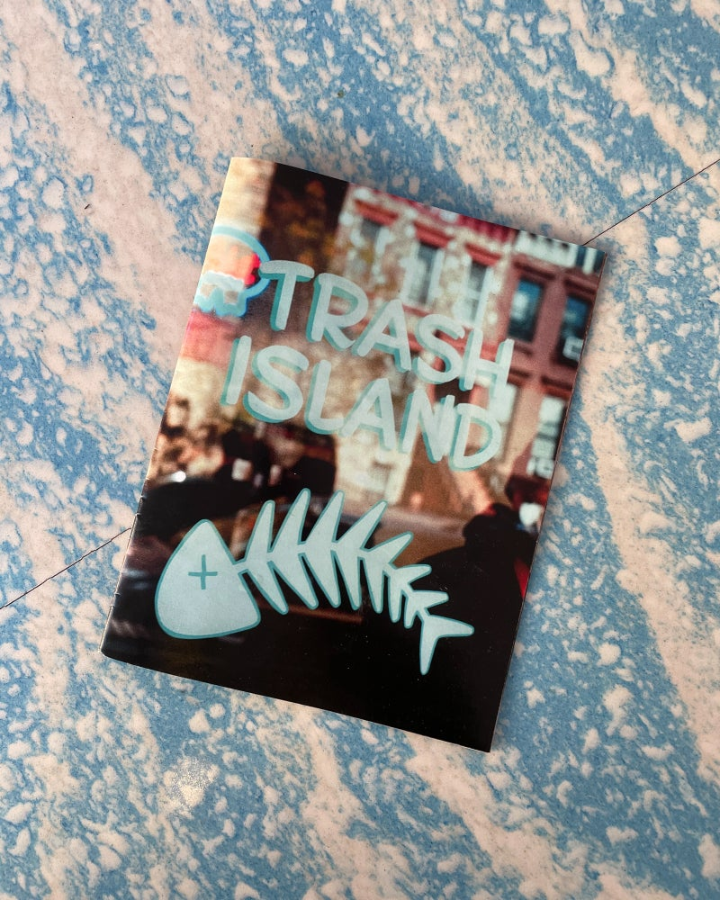 Image of Trash Island Zine