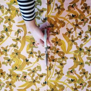 Daphne Mustard 30cm Lampshade