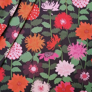 Darling Dahlias 30cm Lampshade