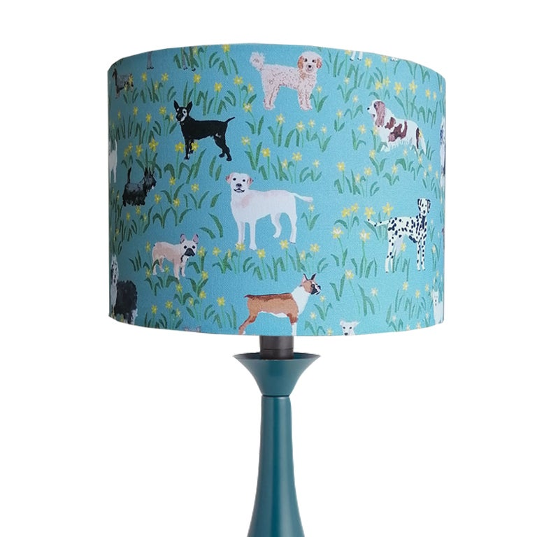 Paws for Thought 30cm Lampshade