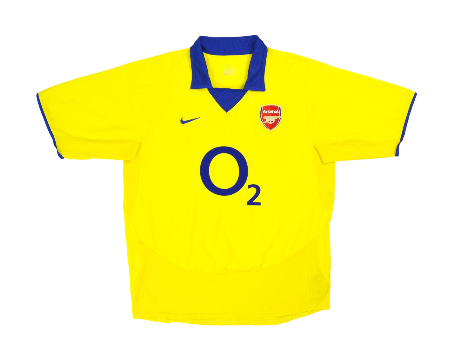 Image of 2003-05 Nike Arsenal Away Shirt L