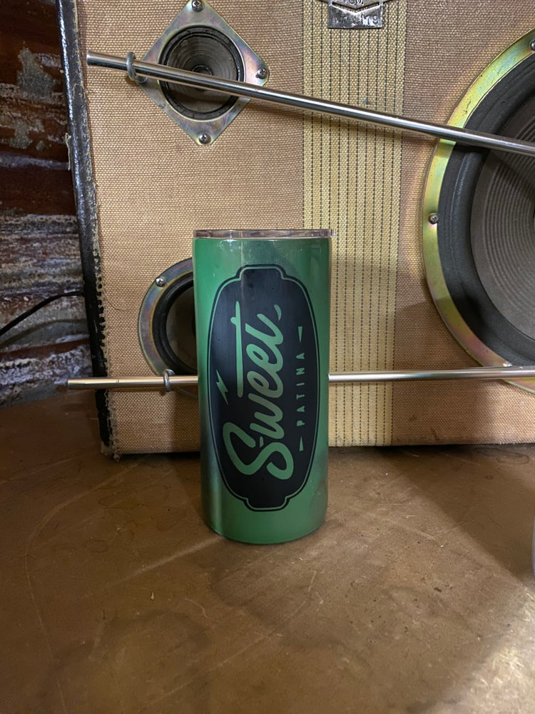 Image of Green Bolt Custom Cup