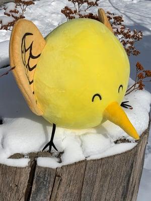 Kater - Tweet Plushie