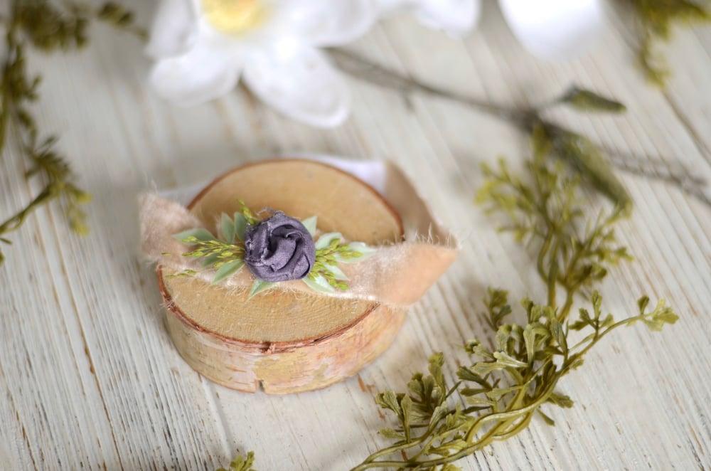 Image of Elmira headband (lavender)