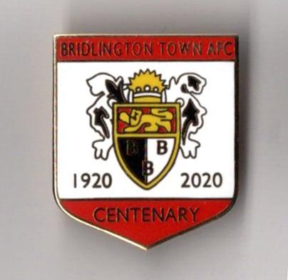 Image of Centenary Badge