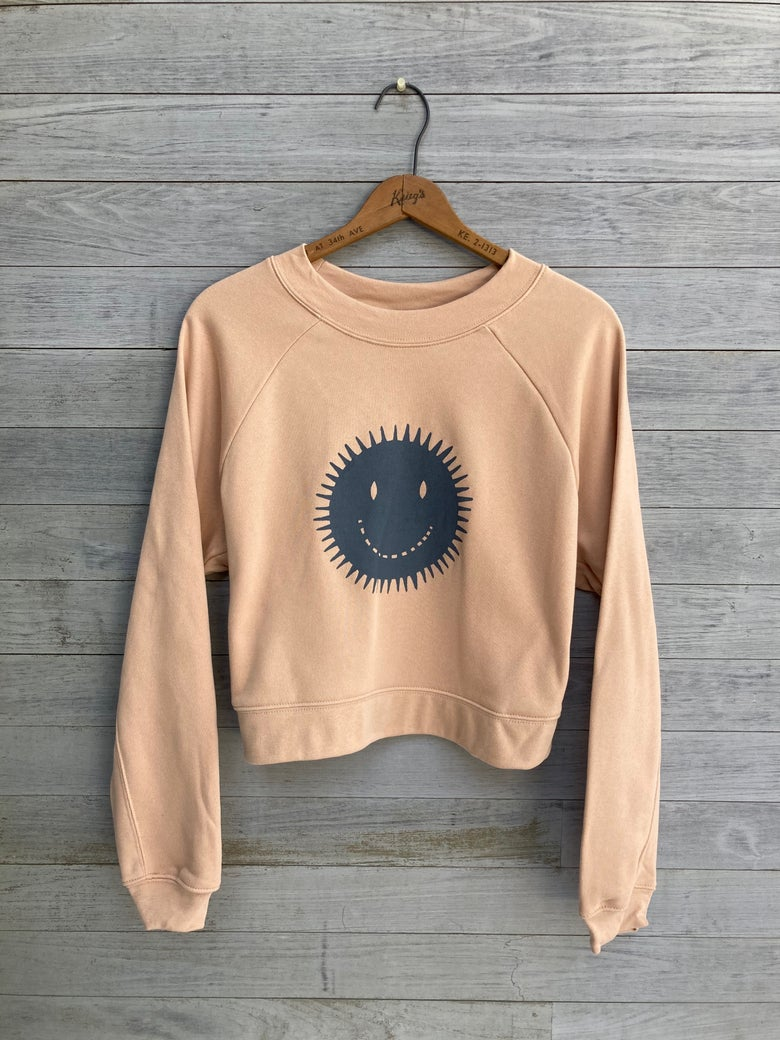 Image of Smiley Face Sweatshirt
