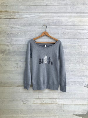 Image of Winter Trees Sweatshirt
