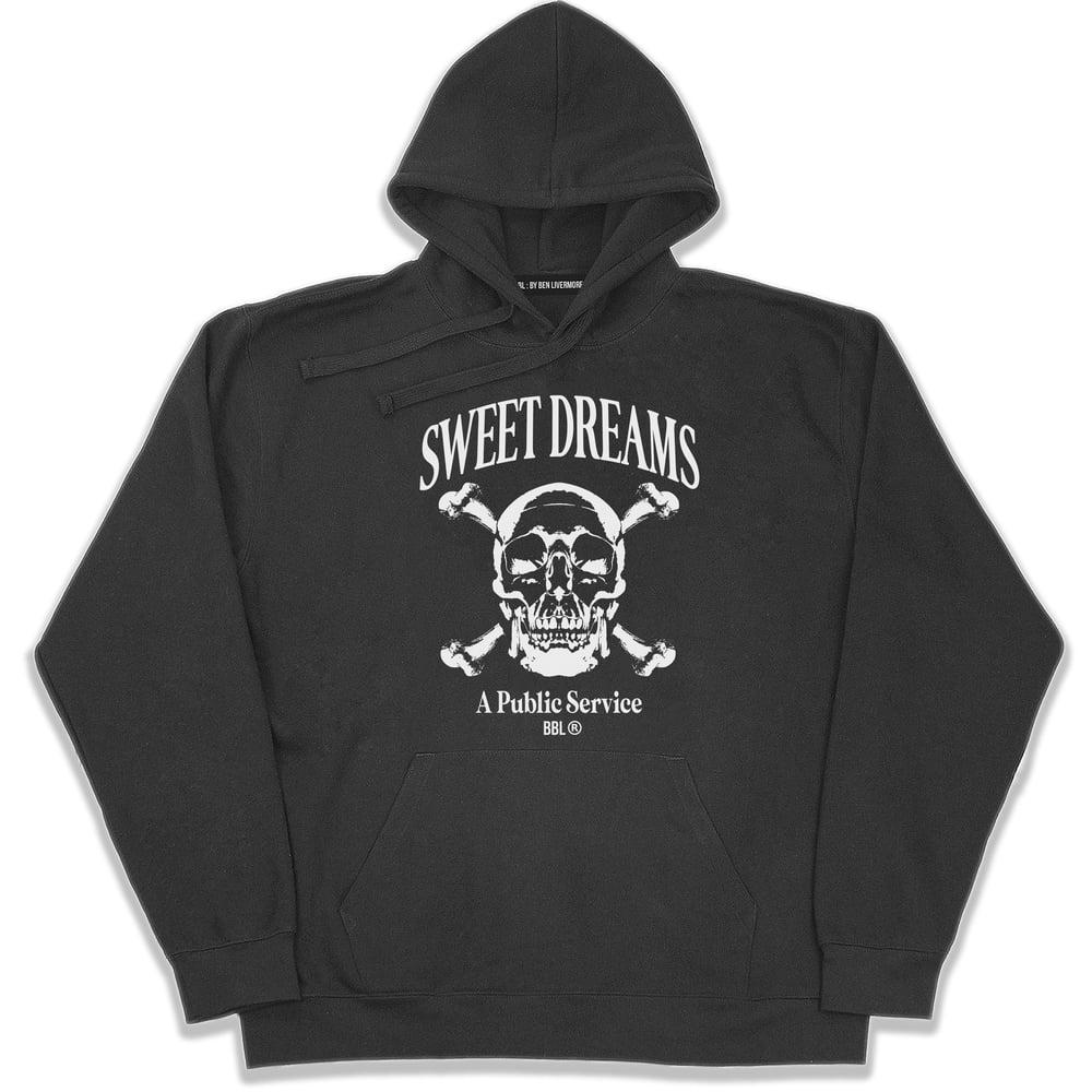 Image of Sweet Dreams Hoodie (Black)