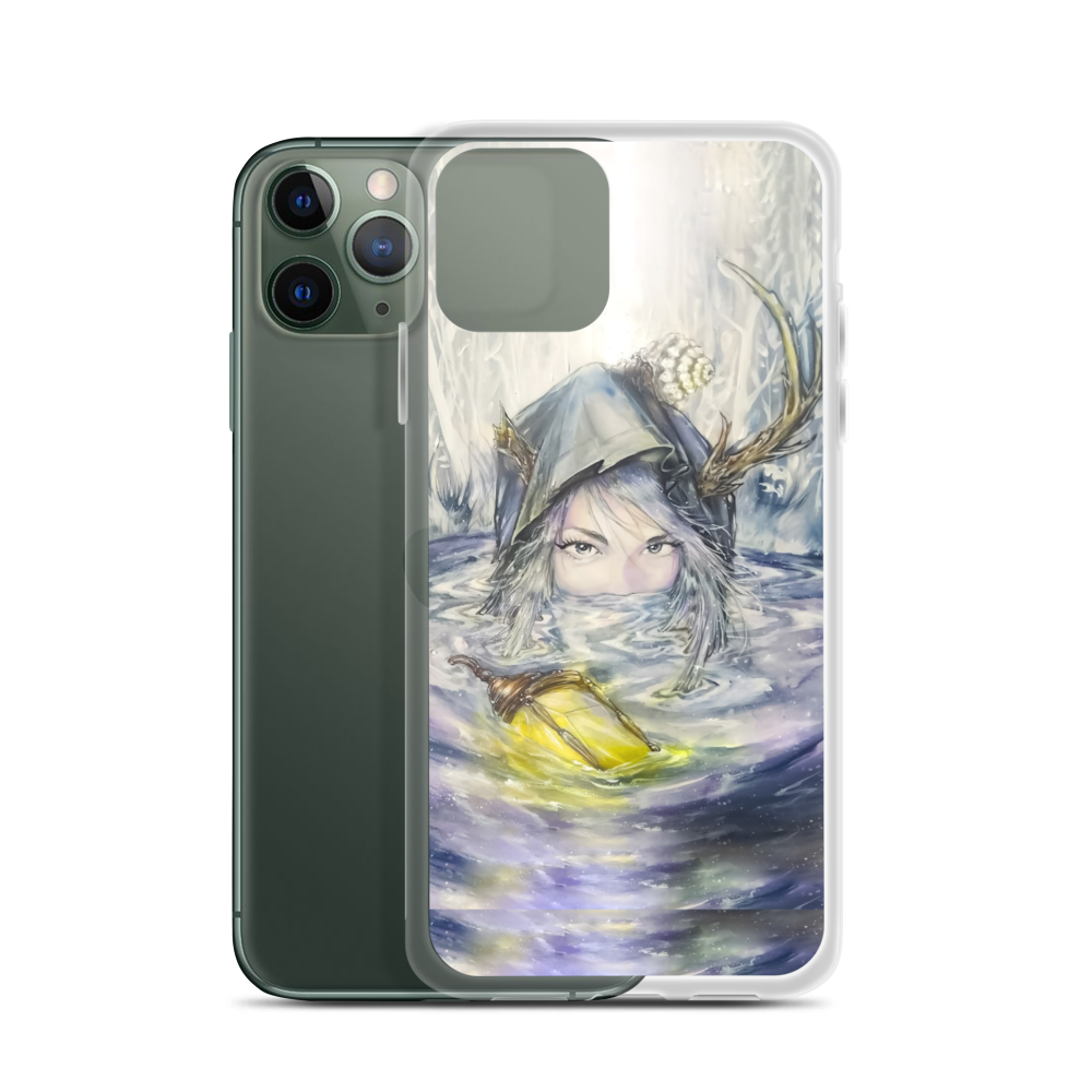 """Image of """"The Hermit"""" Iphone Case"""