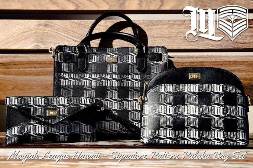 Image of ML Palaka Handbag Collection