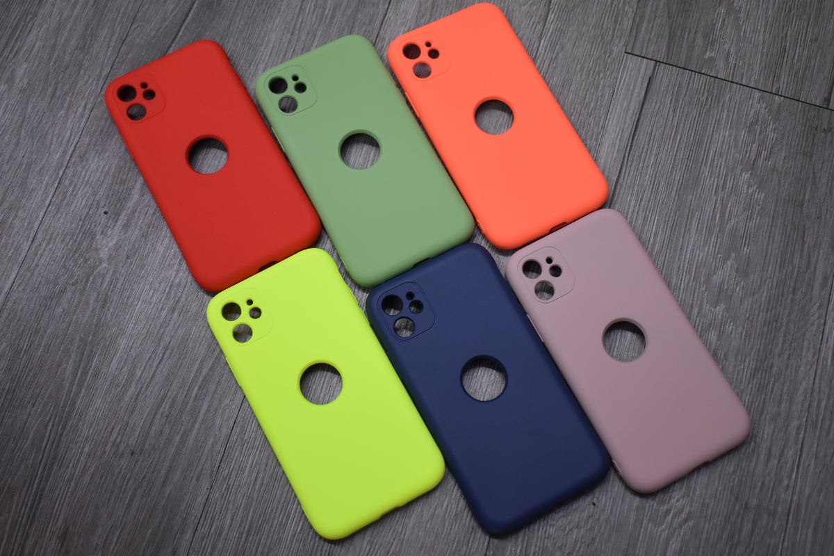 Image of Silicone Cases iPhone 11 (6.1)