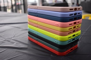 Image of Silicone iPhone Cases iPhone 12 Pro Max (6.7)