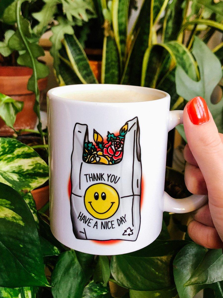 Image of Mug Have A Nice Day