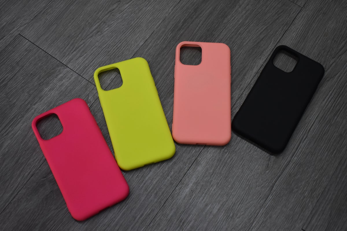 Image of Silicone Cases iPhone 11 Pro (5.8)