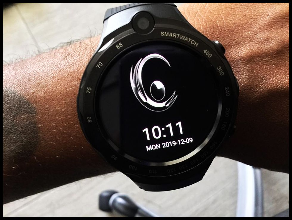 Image of CS Intelligent Watch ™ (Crowd Fund) 2022