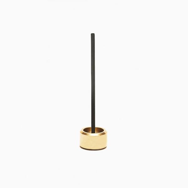 Image of Brass Incense Holder