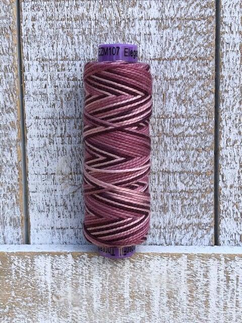 Image of Eleganza Perle Cotton EZM107 Birch Bark Cherry