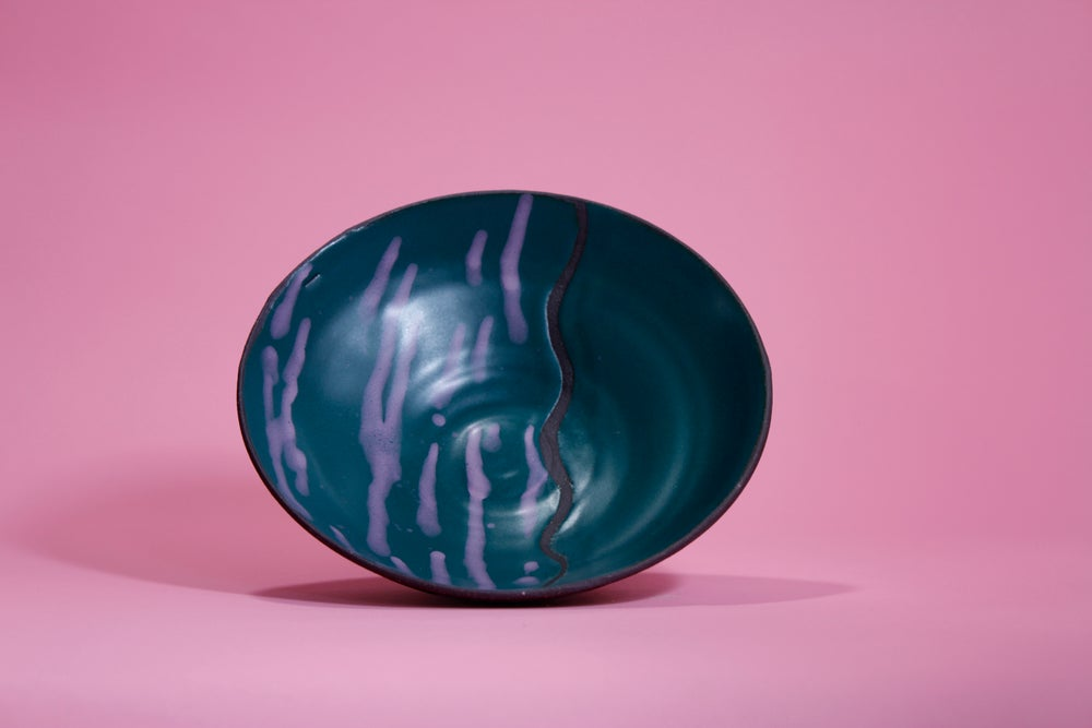 Image of Jungle Mist Snack Bowl